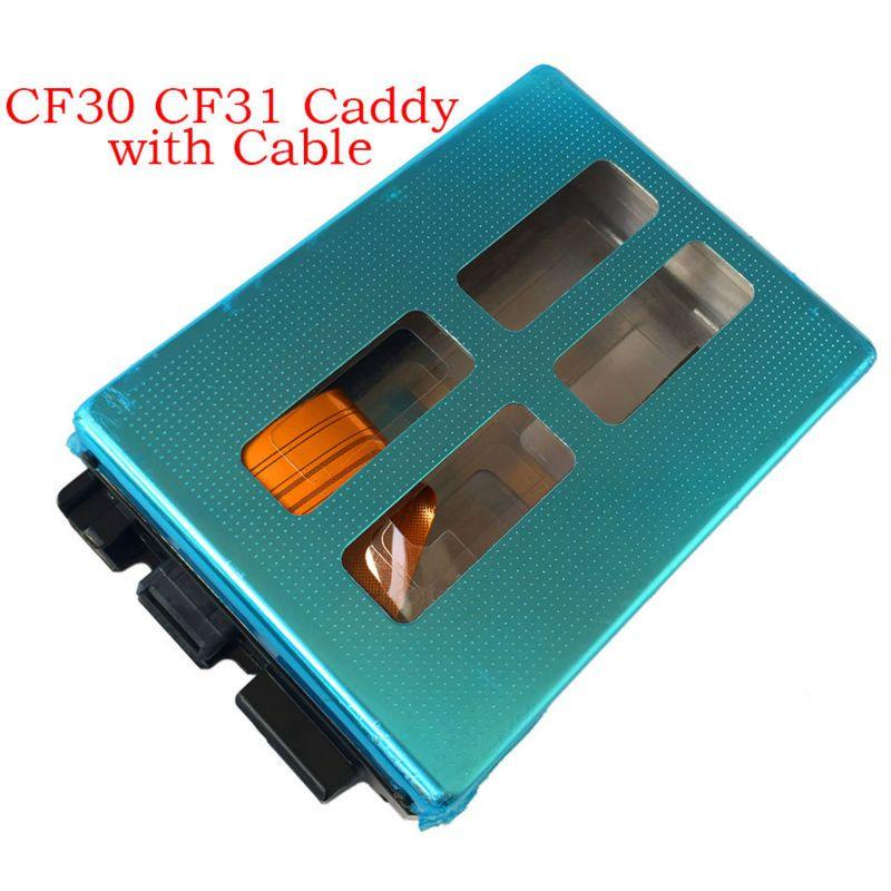 Ersatz Hdd Caddy mit genius flex kabel Für Panasonic Toughbook CF-30 CF30 CF-31 CF31 Festplatte Caddy mit Kabel
