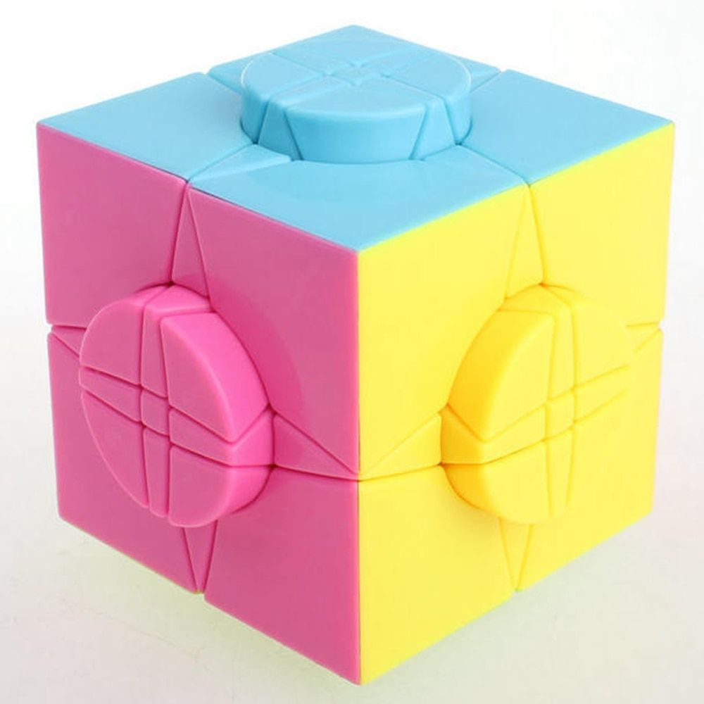 Yongjun MoYu Wheel of Time Magic Cube Speed Puzzle Cubo Magico Educational Special Kids Toys
