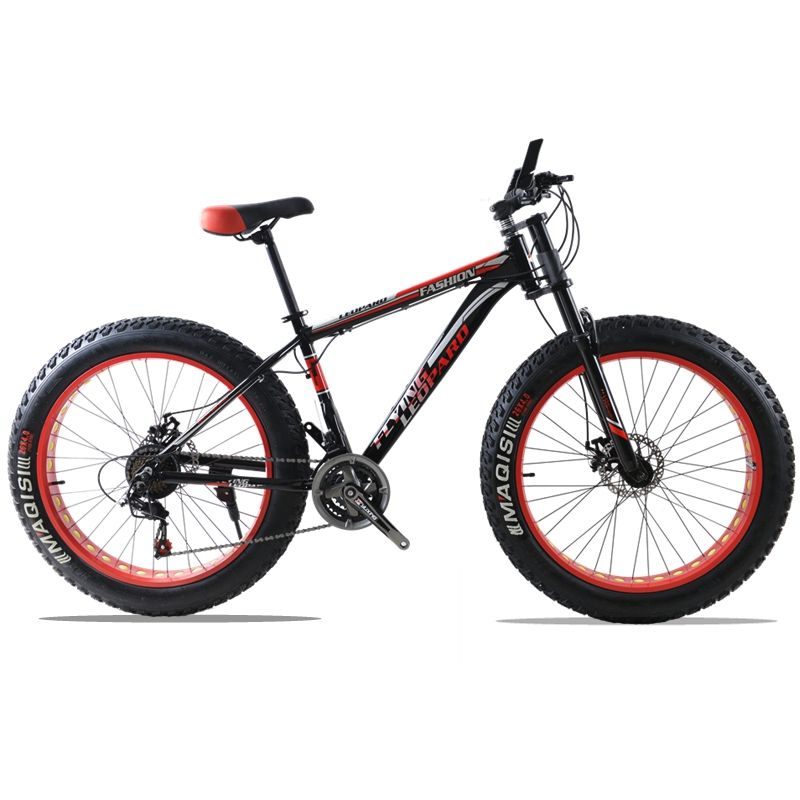 bicycle Mountain bike aluminum frame 21/24 speed mechanical brakes 26