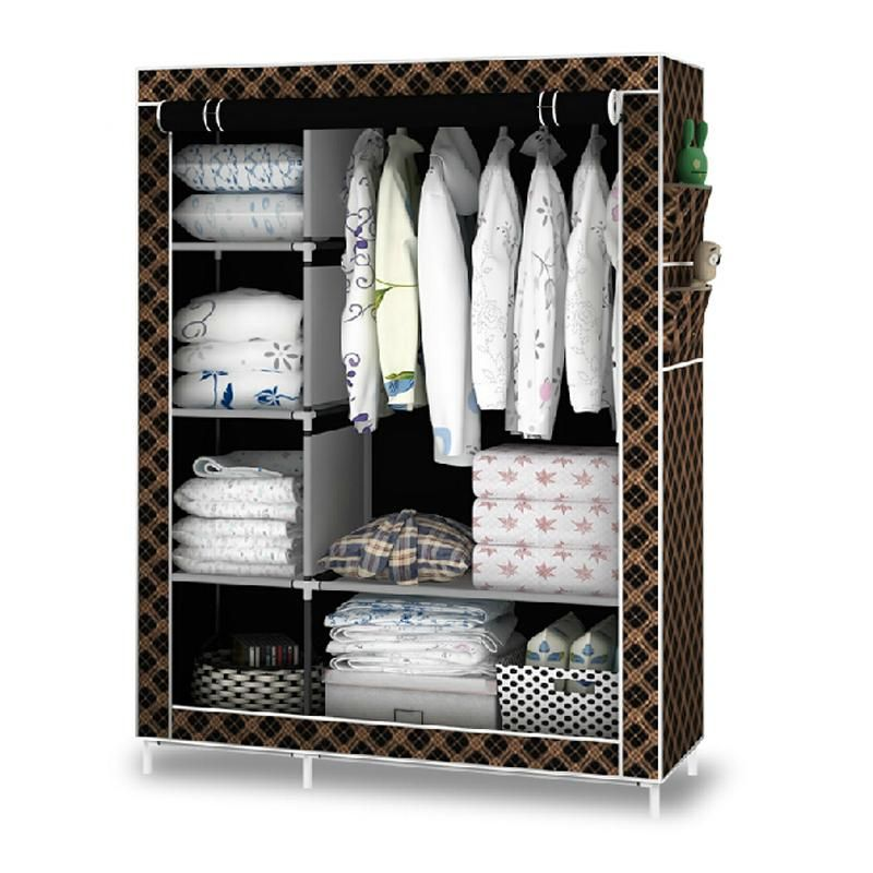 Wardrobe cupboard Bedroom Furniture armario closet  armadio with shoe rack