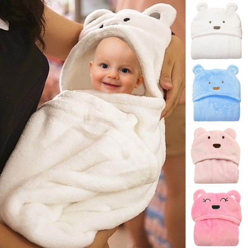 2017 chaud automne hiver bébé bain Swaddle sacs photographie serviette bébé couverture et emmaillotage serviettes forme animale à capuche serviettes 2017