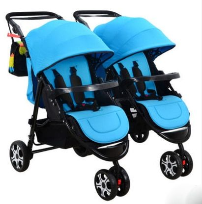 stroller for twins two twins shockproof can be divided sklakny easy shipping for free