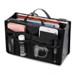 Travel Toiletry Kit Cosmetic Bag Beauty drawstring Makeup case neceser necessaire purse organizer pouch necessair women vanity