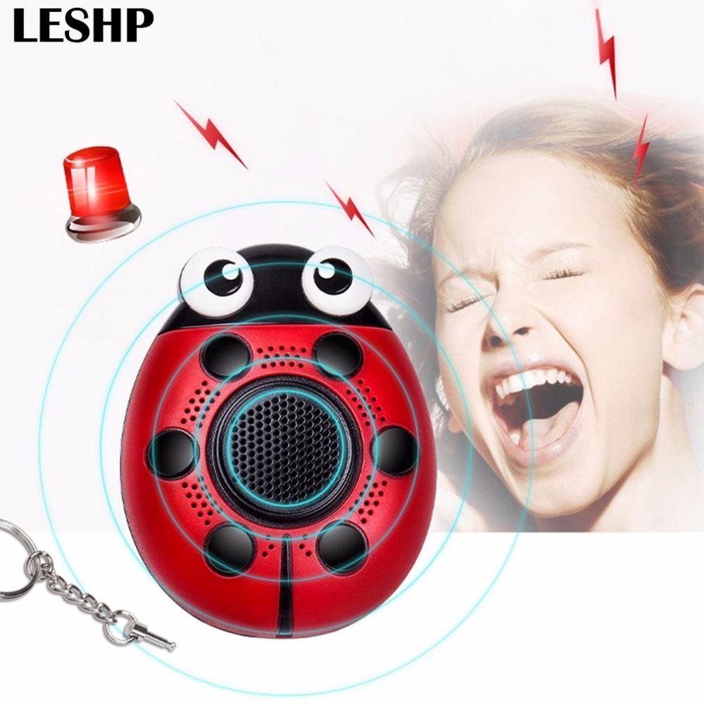 130db нападение тревоги личные громкий самообороны сигнализации брелок с динамиком и SOS Освещение для наружного Детская безопасность для дев...