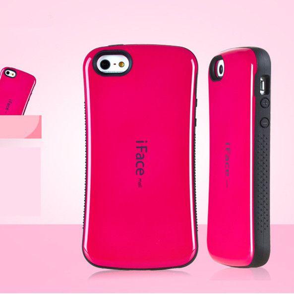 Dropproof cas Pour Apple iPhone 5C Antichoc Couverture Pour iPhone 5C cas Anti-Frapper Shell de couleur de sucrerie
