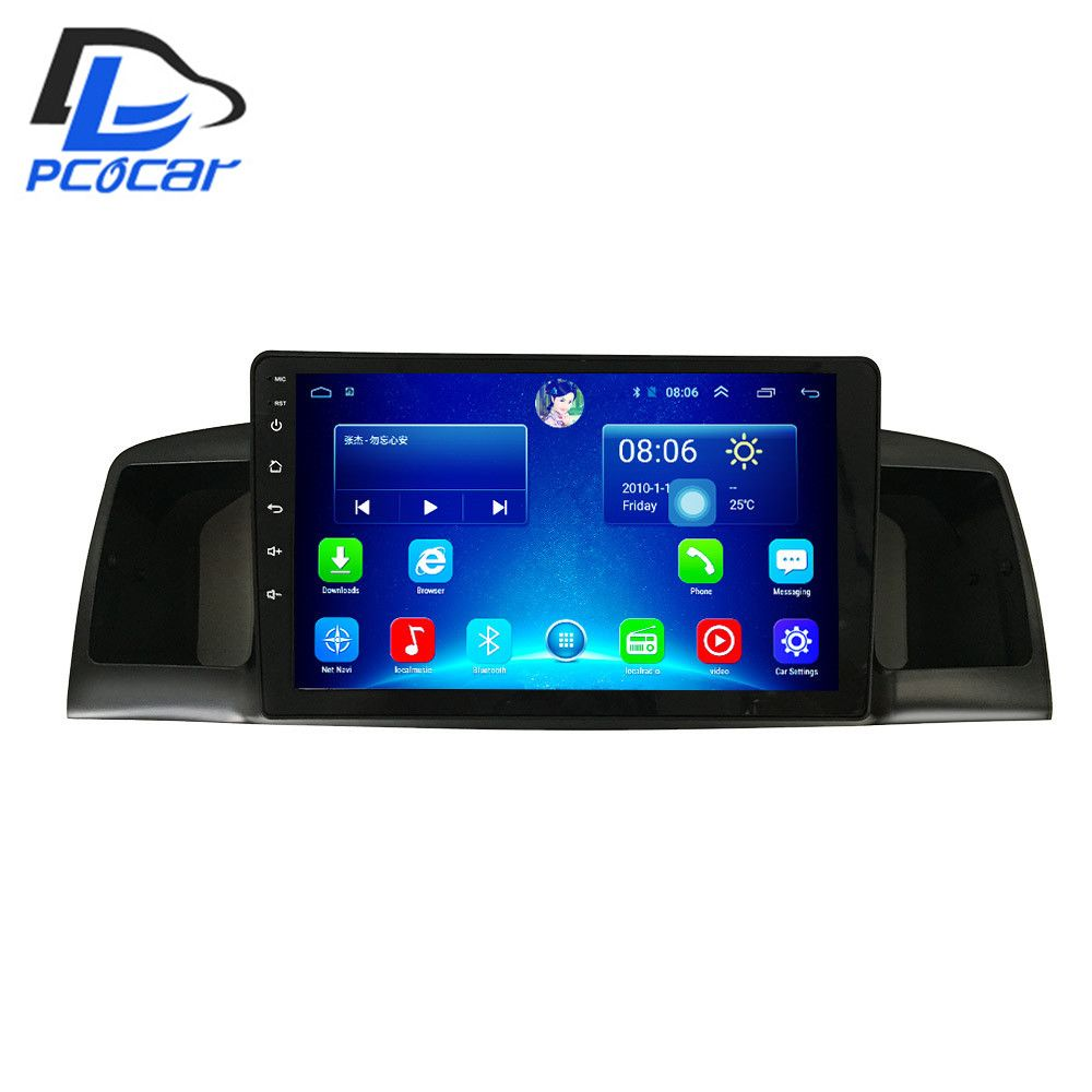 3G/4G net+WIFI navigation dvd android 6.0 system stereo for BYD F3 2009-2013 2015 years car gps multimedia player radio in dash