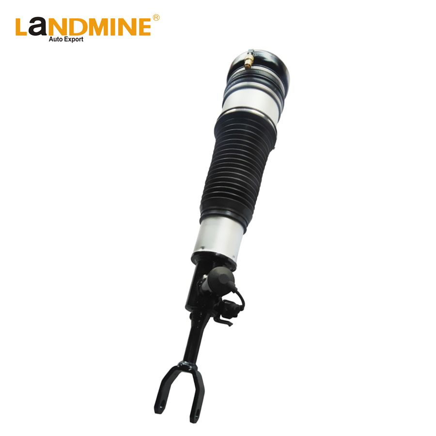 Free Shipping A6 Quattro S6 Front Right Air Air Suspension Shock Absorber Spring Air Shock Strut Assembly 4F0616040AA