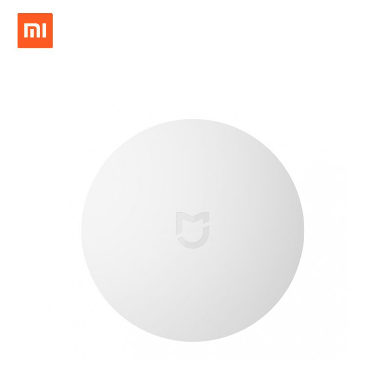 Original Xiaomi Smart Wireless Switch for xiaomi Smart Home Device House Control Center Intelligent Multi-function White Switch