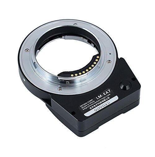 NEW TECHART LM-EA7 6.0 II Auto Focus Lens Adapter for Leica M LM Lens to Sony NEX A7RII A6300 A9 A7SII Cameras