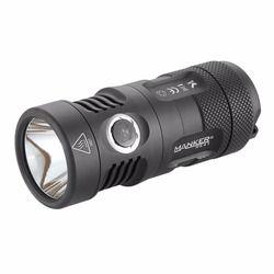 Manker mk41 xhp35 hi hi 1500 lumens cree led senter super Compact Thrower 520 M Torch Pengguna 4x AA atau 4x14500 Baterai
