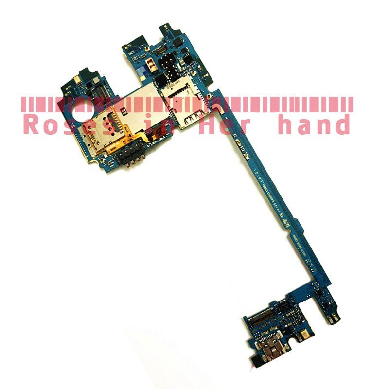 Full Working Original Unlocked For LG G3 D856 D858 32GB Dual-SIM Motherboard Logic Mother Circuit Board Lovain Plate