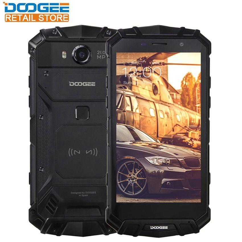 DOOGEE S60 Waterproof IP68 Smartphone 5.2
