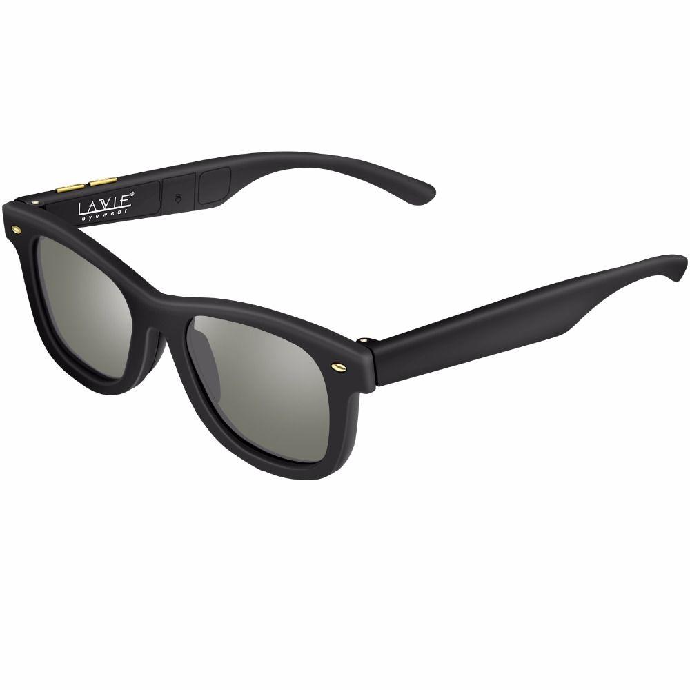 Original Design Sunglasses LCD Polarized Lenses Electronic <font><b>Transmittance</b></font> Mannually Adjustable Lenses Sun glasses Vintage Frame