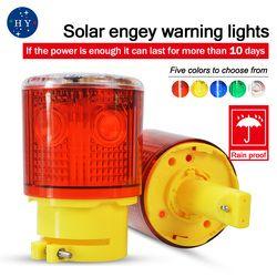 Solar luces de advertencia/barcos de pesca luz/advertencia de Tráfico/obstrucción grúa torre luces de advertencia/lámpara marina