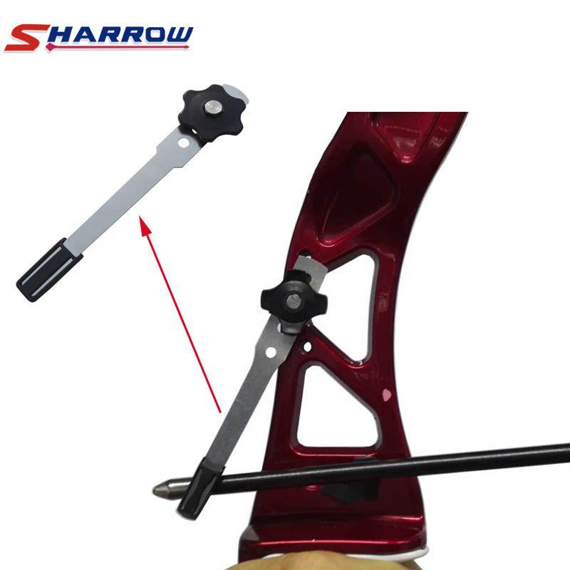 Sharrow 1 pièce tir à l'arc Clicker aluminium flèche Clicker pour tir chasse arc accessoire Sports de plein air