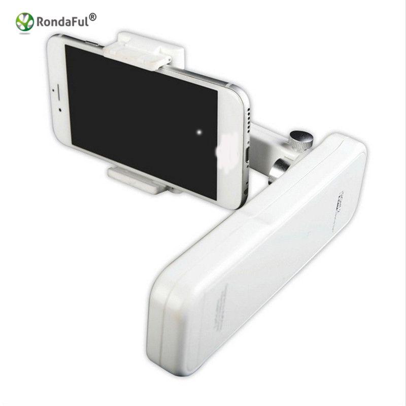 Bluetooth Version Vidéo Suivre Tir De Poche Tilt Téléphone Portable Stabilisateur Standard pour Smartphone Support pour votre téléphone mobile