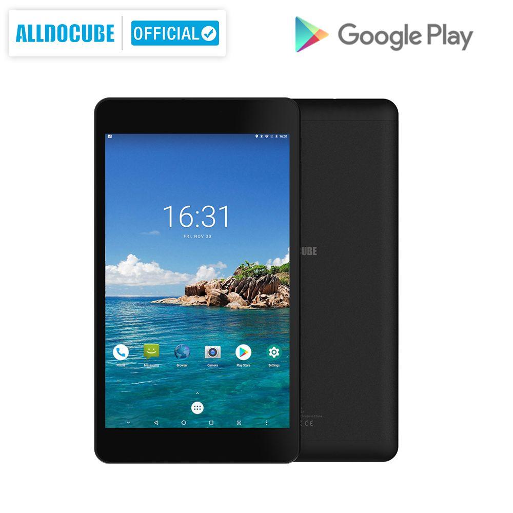 ALLDOCUBE M8 Android Tablet 8 zoll 4G Anruf Tablet 1920*1200 3GB RAM 32GB ROM MT6797X Helio X27 Deca Core Dual SIM GPS OTG