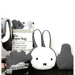 Mignon lapin lapin bébé oreiller chambre lit décor infantile bébé filles sommeil coussin cou oreillers enfants De Pâques cadeau d'anniversaire
