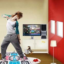 HD Revolusi Non-slip Dancing Tari Langkah Mat Pad Bantalan Penari selimut Peralatan Fitness Kaki Cetak Tikar ke PC dengan USB baru