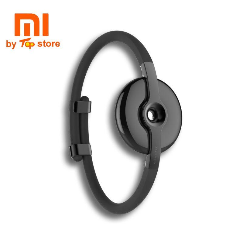 D'origine Xiaomi Mi Band Bracelet Amazfit Remise en forme De Bracelet Intelligent moniteur de Sommeil Rappel D'appel avec Recharge Sans Fil
