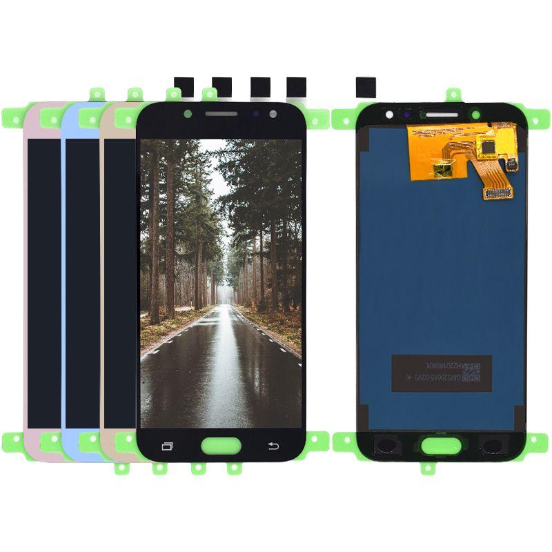 5.2 ''LCD pour SAMSUNG GALAXY j5 2017 J530 J530F SM-J530F LCD écran tactile numériseur pour écran Samsung
