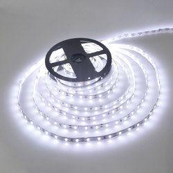5 M/Roll Blanc/blanc Chaud 300 LED Chaîne de lumière de Bande ruban 5630 SMD lampe Bande Plus Lumineux Que 2835 3528 5050 Pour décoratif
