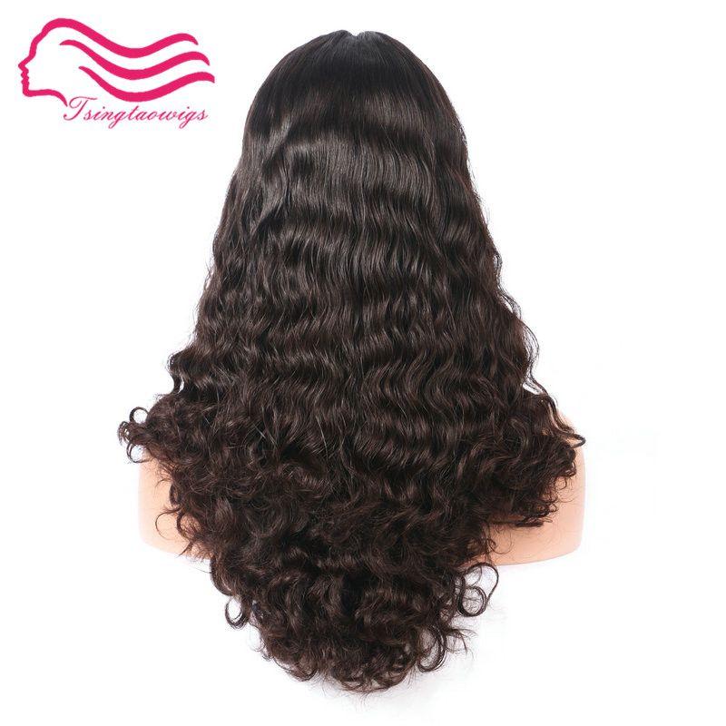 front Lace European hair slight wave jewish wig ,silk top kosher wig Best Sheitels free shipping
