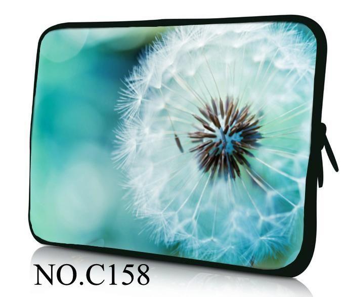 Pissenlit Laptop Sleeve Sac Tablet Notebook Case Pour 7.9 9.7 pouce 10 ''11.6