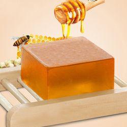 100g Main Blanchiment Savon Peeling Glutathion Arbutine Miel Acide Kojique Savon Naturel De Bain Corps Soins de La Peau Nettoyage En Profondeur Savon