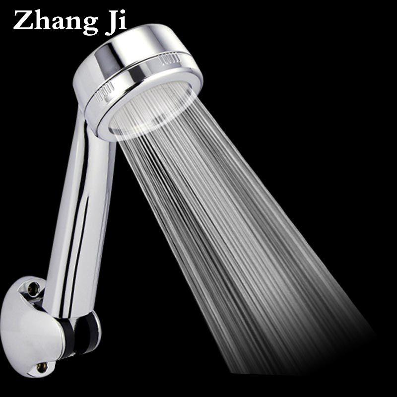 Hot Patented Efficient High Pressure Shower Head Water Saving Massage Nozzle Rainfall Bathroom Shower Head Handheld ZJ008