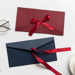 50 pcs/lot Vintage 250g Blanc Kraft Papier BRICOLAGE Multifonction Enveloppe Ruban Carte Postale Boîte Paquet Papier Drop Shipping