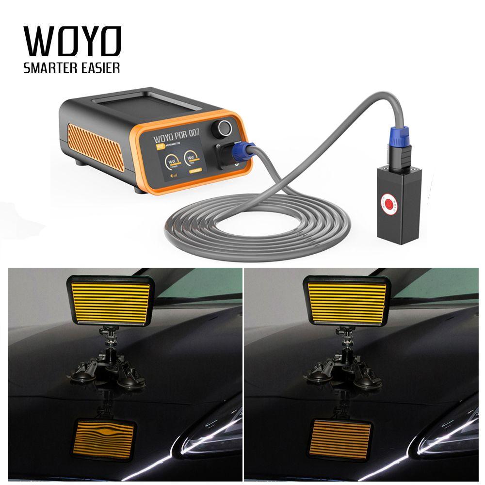 WOYO PDR007 PDR farbe werkzeuge Dent induktion heizung werkzeug reparatur zu beseitigen garage dellen