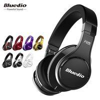 Bluedio U (UFO) Bluetooth Auricular inalámbrico / sonido 3D // auriculares de alta fidelidad de alta fidelidad