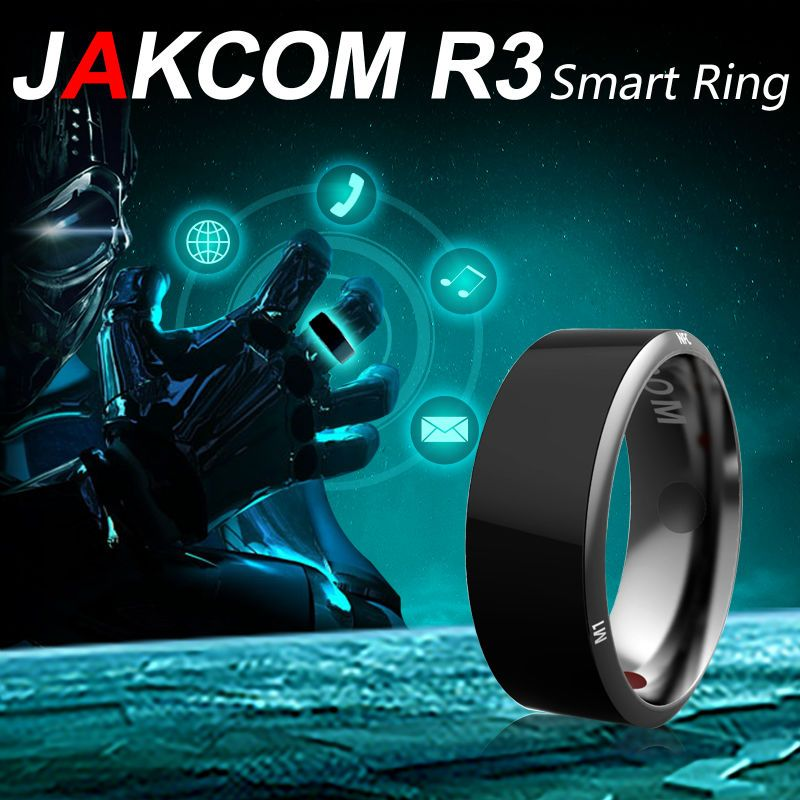 Smart Ring Waterproof NFC Save private files and Secret Protection smart ring prosperous life Phone Android IOS