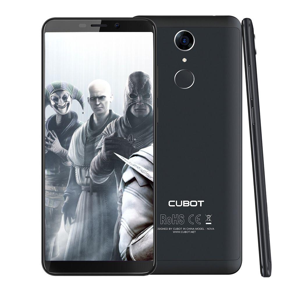CUBOT Nova 4G Smartphone Android 8.1 Original Phablet 5.5