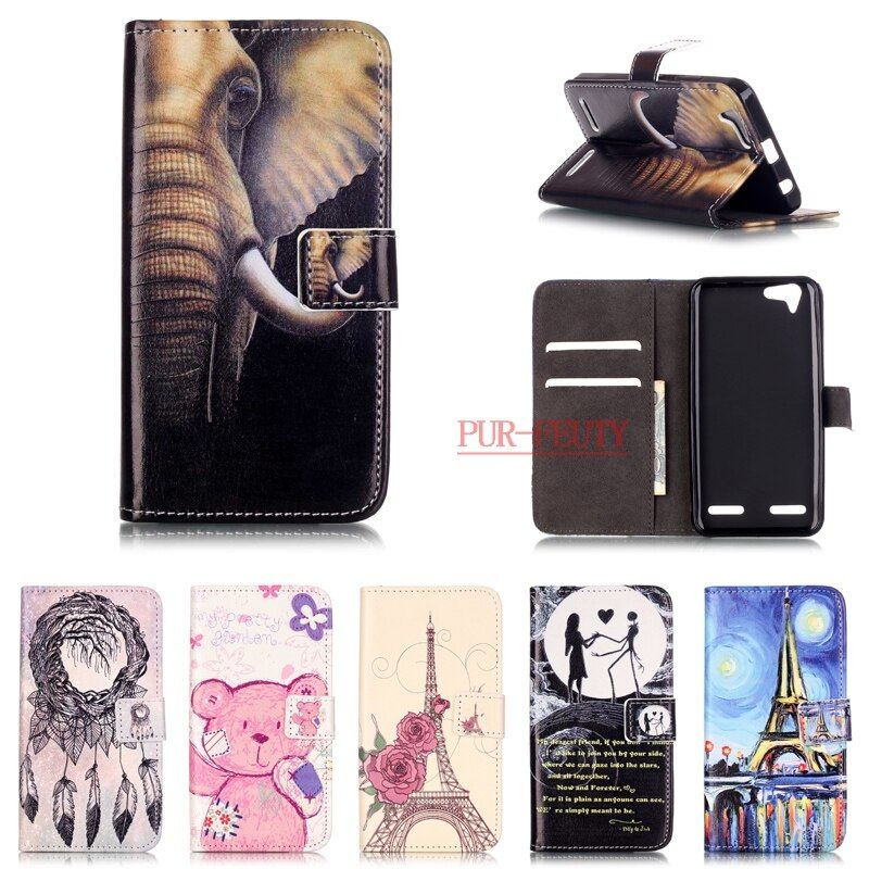 for Lenovo A6020 A 6020 a40 a36 / Vibe K5 K 5 Plus 5 K5Plus Case Leather Flip Magnetic Wallet Cover for Lenovo A6020a46 A6020a36
