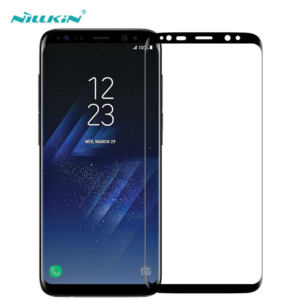 Nillkin 0.1MM Tempered Glass Film for Samsung S8 Plus Glass 3D Soft Screen Protector for Samsung Galaxy S8 Plus Protective Film
