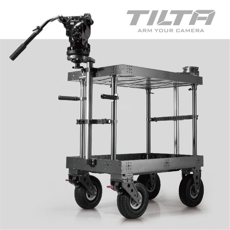 Tilta Movie Cart dolly Director Cart for film video Max load 500kg TiLTA MAX