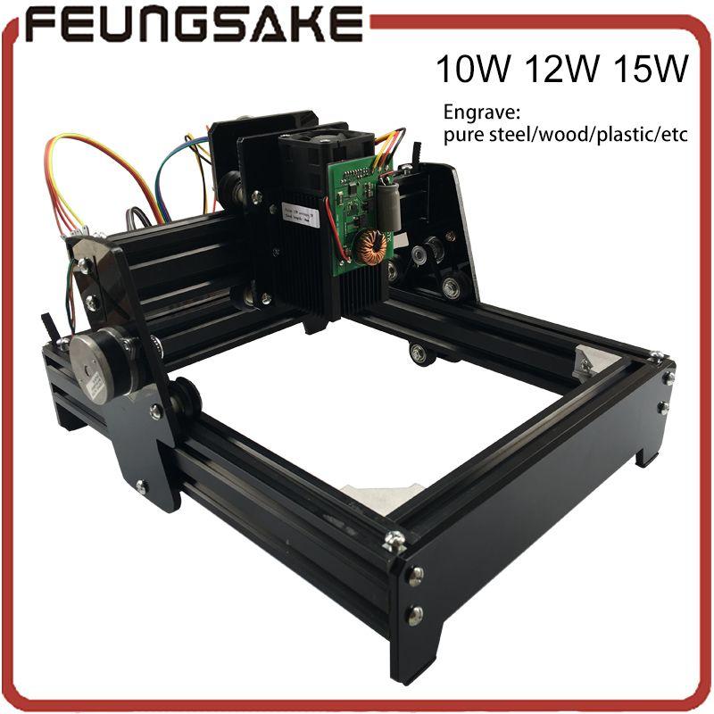 10 watt diy laser gravur maschine, 12 watt laser_AS-5, stahl gravieren kennzeichnung maschine, stahl carving 15 watt cnc router maschine, erweiterte spielzeug