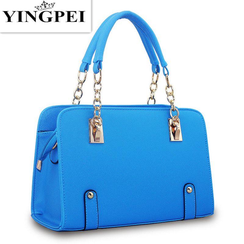 YINGPEI sacs de postier pour femmes décontracté Fourre-Tout Femme Mode sacs à main de luxe sacs pour femmes Designer Poche qualité supérieure