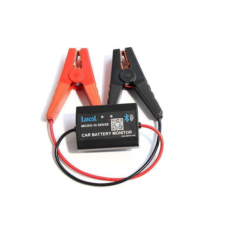 Lancol MICRO-10 Automotive Batterie Analyzer CCA Batterie prüfung 12V AUTO BATTERIE TESTER Mit Bluetooth Batterie Monitor