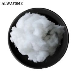 ALWAYSME 100g/Bag PP Cotton Filling Material Polyester Cotton Stuffing Doll DIY Non Woven Filler Sofa Toys Pillow Cushion Bed