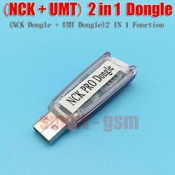 Últimas original NCK Pro Dongle NCK Pro2 Dongl nck clave NCK DONGLE UMT DONGLE 2 in1 envío rápido