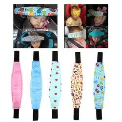 1Pcs Fixing Band Baby Kid Head Support Holder Sleeping Belt Car Seat Sleep Nap Holder Belt Baby Stroller Safety Seat Holder Belt