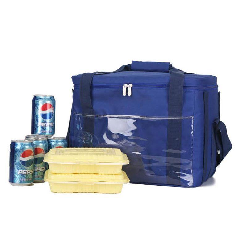 Apollo сумка-холодильник большой Ёмкость Еда доставки сумка 34l большая емкость мешок льда Синтетическое закрытие волос запечатанных алюминие...