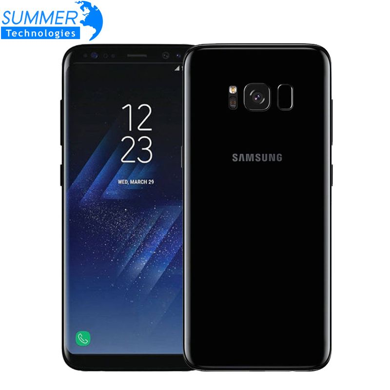 Original Samsung Galaxy S8 Plus 4G LTE Mobile Phone Octa Core 6.2