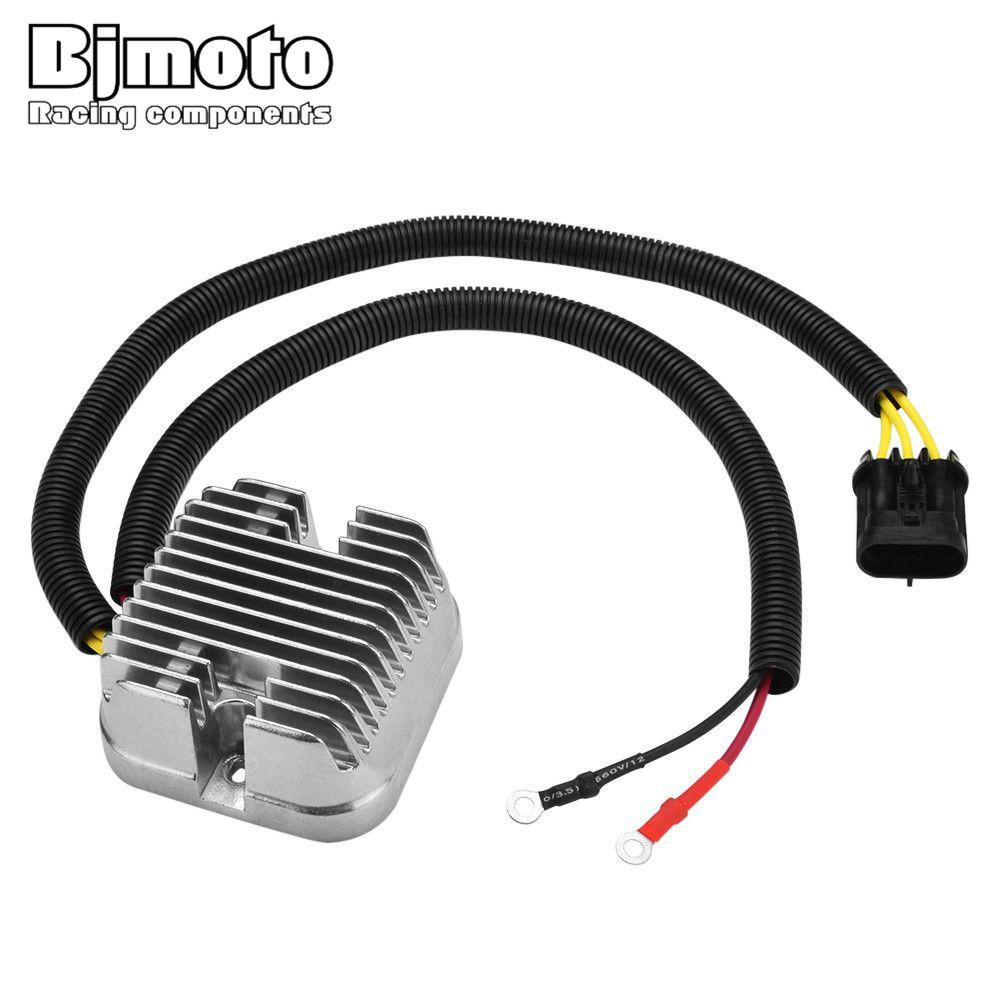 BJMOTO Motorrad Spannungsreglergleichrichter Für Polaris SPORTSMAN 550 EPS XP WALD TOURING EPS X2 550 850 1000 EU MD XP MRZR