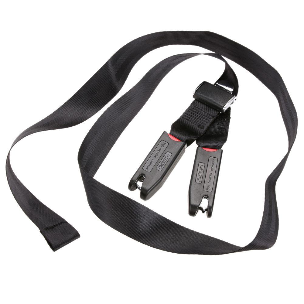 Adjustable Car Baby Safe Seat Strap Isofix Soft Link Belt Anchor Holder Safety Cover Shoulder Harness Strap Seat Belt Clips