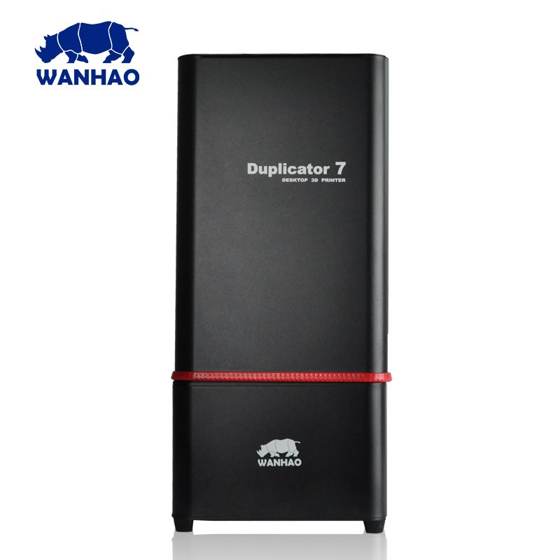 Newest Wanhao D7 V1.5 from WANHAO factory 3D Printer SLA Printer DLP 3D Printer UV Printer Free 250ml resin Cheap High quality