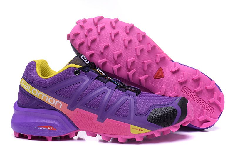 Salomon Speed Cross 4 CS cross-country running shoes Brand Sneakers women Athletic Sport Shoes SPEEDCROS Fencing Shoes